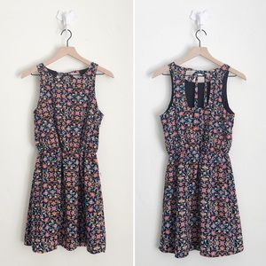 ✨3 for $18✨ Sleeveless Floral Dress Size Small
